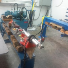 Rebuilding Hydraulic Cylinders Always Get A Bench Test