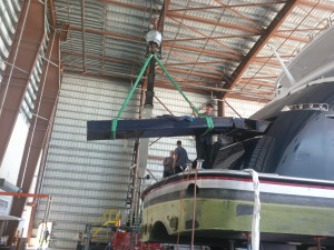Re-installation of Marquip Passerelle