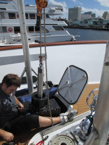 Re-installation of Maxwell 10000 Windlass on 150' yacht