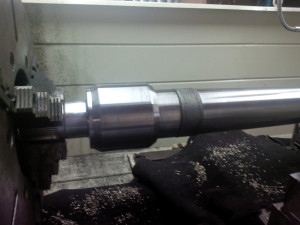 Newly cladded NAIAD Stabilizer shaft