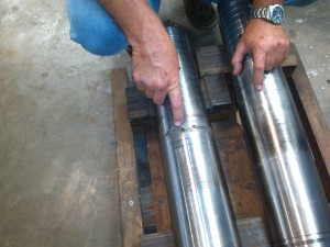 Shafts from a Quantum Stabilizer System